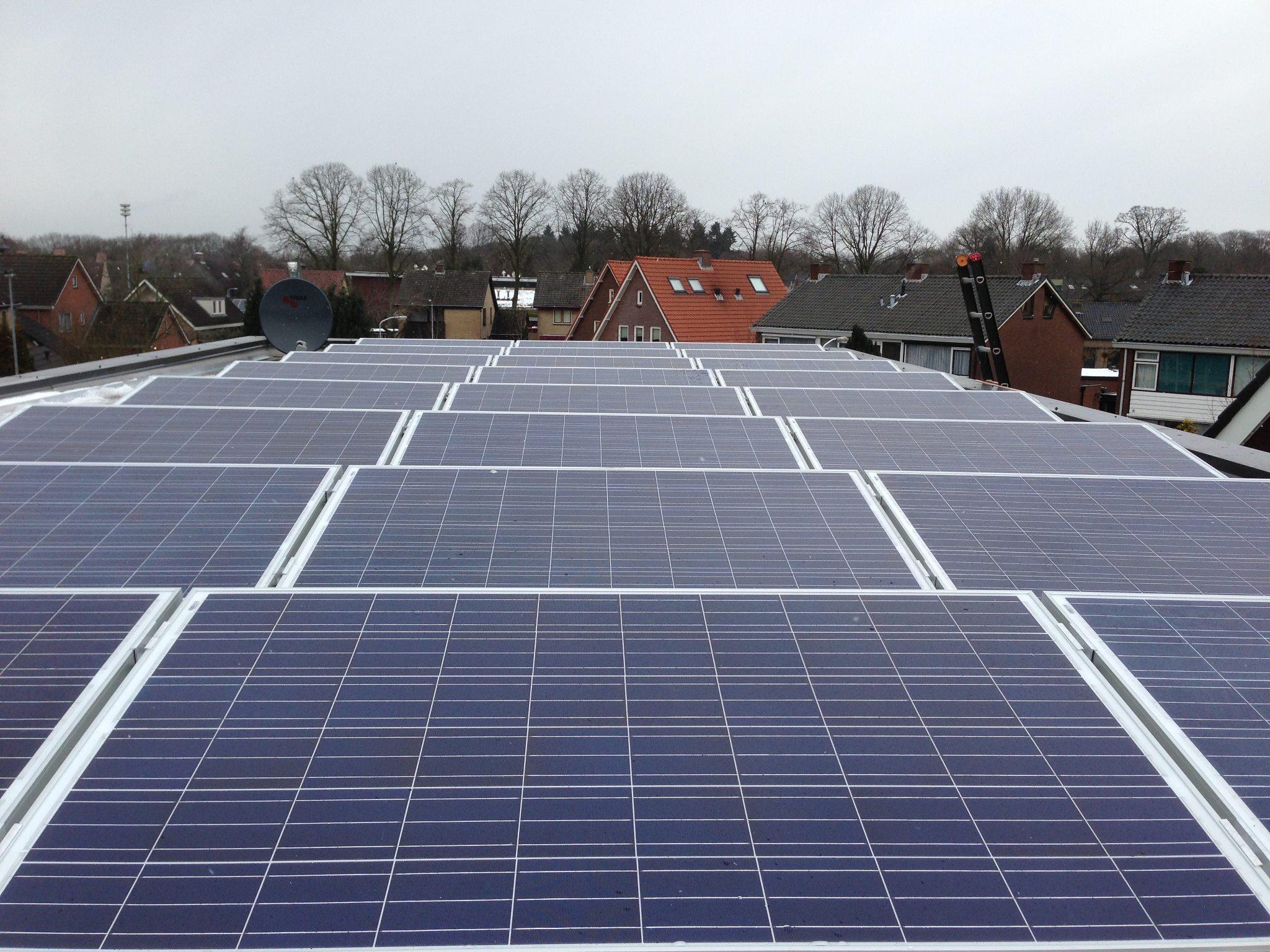 panelen dak ar elektro